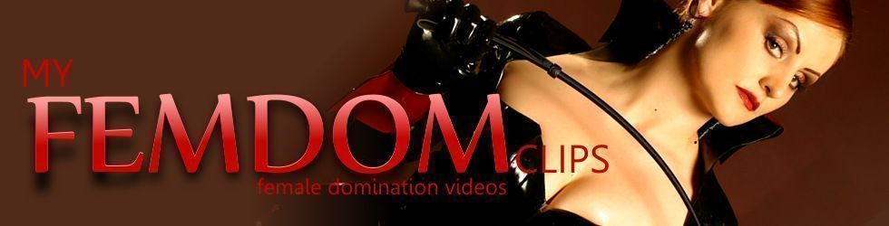 My Femdom Clips - Hot dominant chicks torturing their male slaves - Page 11